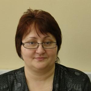Иванова Елена Тосалтановна